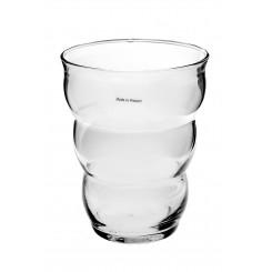 Lamb Vase Clear