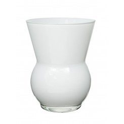 Muu White Coloured Vase
