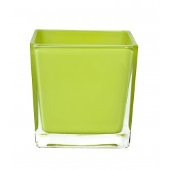 Square Container Green