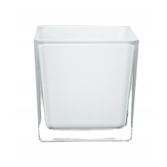 Square Container White