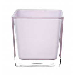 Square Container Light Pink