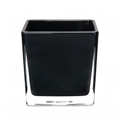 Square Container Black
