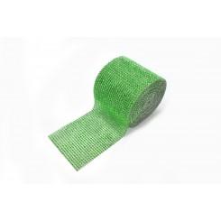 Diamond Decorative Ribbon Green