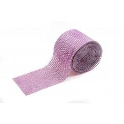 Diamond Decorative Ribbon Pink