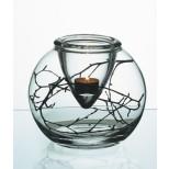 Two Piece Round Vase
